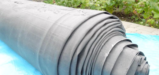 Фотографія рулону б / у бутилкаучуковой плівки, board.com.ua