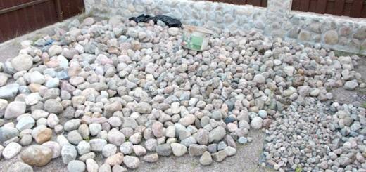 Фото каменів для ставка, mainstro.ru