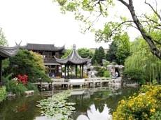 Фото - Китайський сад - гармонія інь і янь (інь-ян)