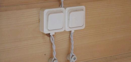 Фото підключених вимикачів, expert220.ru