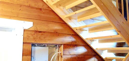 Фотографія електрощита в дерев'яному будинку, accbud.ua