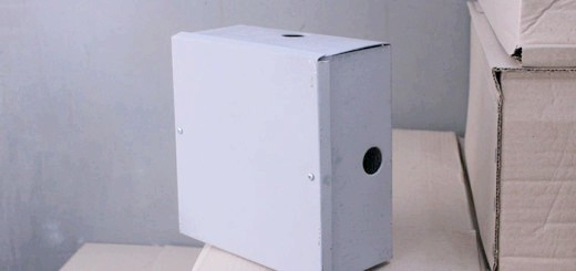 Фотографія металевої розподільної коробки, all.biz