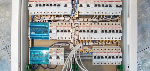 Зображення електрощита зробленого під замовлення, el-stroi.ru