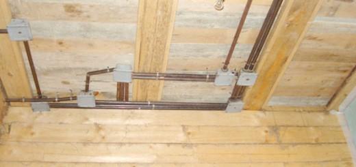 Прихована електропроводка в будинку зроблена своїми руками, elektroas.ru