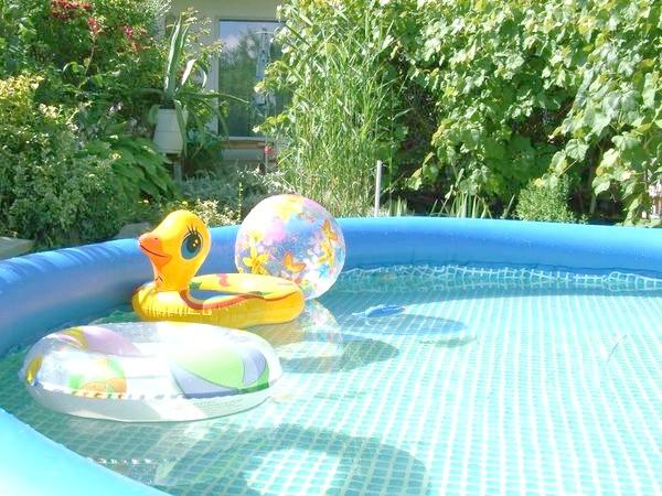 Фото - Надувні басейни: вибір і використання