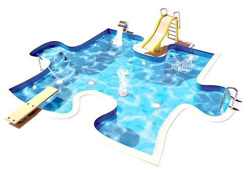 Фото - Обладнання для басейну