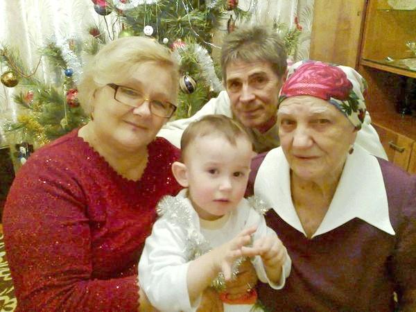 Фото - Різдвяно-новорічна підготовка в нашій сім'ї