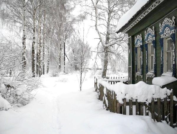 Фото - Ось така у нас зима, а у вас яка?
