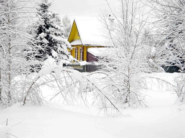 Зимова село