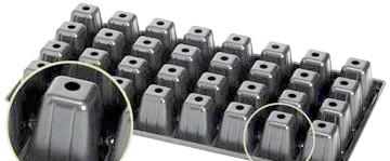 касети для розсади зручні у використанні