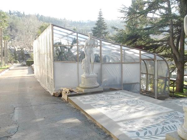 Фото - Зимовий укриття мексиканського саду